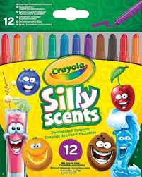 Crayola Sily Scents Çevrilebilen Pastel Boya Kalemleri Değerlendirme
